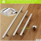 Punho de gabinete de gaveta de aço inoxidável sólido ou oco ou sólido
