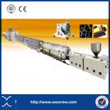 Tubo del PE que hace la máquina de la protuberancia del tubo del PE de la máquina