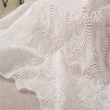 Tessuto caldo del merletto del Crochet di Nylon&Cotton di vendita degli accessori dell'indumento