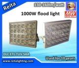 el CE RoHS de 2000watt Dlc ETL SAA TUV C-Hace tictac luz de la inundación LED
