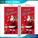 Festival Decoração de Natal Publicidade Cheap Gift Flags (J-NF02F06027)