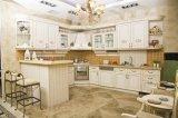 Amerikanischer traditioneller Küche-Schrank