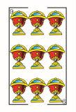 Papel española Naipes / Casino Tarjetas
