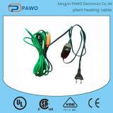 Schmutz-Wärme-Kabel-Wärme-Kabel-Pflanzenheizkabel des Sämling-220V