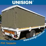 적합하던 PVC 트럭 화물칸 덮개 방수포