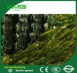 Hierba sintetizada del balompié de la estabilidad ULTRAVIOLETA