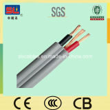 BS 6004 624-Y Twin와 Earth PVC Cables