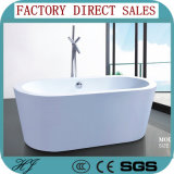 現代Hotel Hot Selling Style Bathroom Soaking Bathtub (608B)