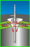 China Supplier Laboratory Liquid zu Powder Spray Dryer