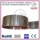 Cr23al5/Alchrome DK alean el alambre plano eléctrico de la calefacción de la resistencia material