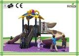 Speelplaats van de Kleine Futuristische Kinderen van de Reeks van Kaiqi de Openlucht - Beschikbare Aanpassing (KQ60047A)