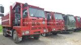 HOWOのダンプカートラックの使用されたSinotruck HOWOのダンプトラック