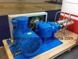 Bomba centrífuga da água do petróleo do líquido refrigerante do argônio do nitrogênio do oxigênio de transferência do líquido criogênico