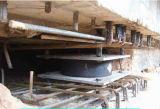 Roulement séismique d'isolement de Lrb pour le pont vendu à l'Italie