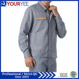 Procès uniformes personnalisés de vêtements de travail unisexes (YMU108)