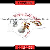 Карточки пластичного покера 100% играя (ввоз) Кореи (YM-PC05)