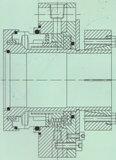 다중 봄 (Hz3)의 기계적 밀봉