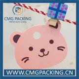 Etiqueta impressa do preço da roupa (CMG-032)
