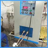 Matériel à haute fréquence de chauffage par induction d'IGBT pour le chauffage en métal (JLCG-10)