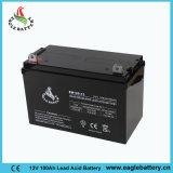 12V 100ah Solar-Batterie der AGM-wartungsfreie tiefe Schleife-VRLA