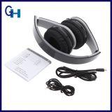 Auscultadores estereofónico sem fio por atacado de Chiristmas Bluetooth da fábrica do OEM de China