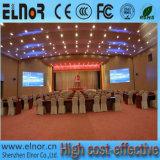 Pantalla de visualización de interior de LED de la alta calidad P8