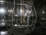Chambre d'essai de désagrégation accélérée de lampe xénon