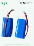 14.8V 2.2ah Cylindrical Battery Pack voor Intelligent Cleaner