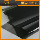 Película de teñido solar teñida profesional negra de la ventana de coche del 5%