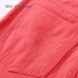 Il cotone 100% della Rosa scherza i bambini dei pantaloni che coprono la vendita in linea