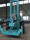 Máquina montada trator da broca do poço de água de Hf100t 120m