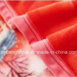 Super weiche Muti-Farbige Decke des heißen Verkaufs-2015