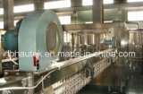 Frasco automático que enxágua a máquina tampando de enchimento