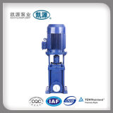 Pompe de pression efficace à plusieurs étages verticale de l'eau de DL