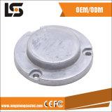 アルミニウムカスタマイズされた製造業者は陽極酸化の部品の産業ミシンの部品が付いているダイカストを