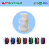 Mais colore o filamento do ABS de 1.75/3.00mm para a impressora 3D