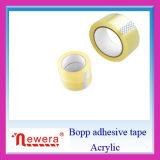 2 cinta ancha del embalaje de Sello de la adherencia de la pulgada BOPP alta