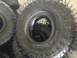Tamanho 8-350 do pneumático do carrinho de mão de roda do carro da mão