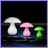 LED 전구 스피커 Mushroon Bluetooth 접촉 스피커를 뜨는 무선 Maglev