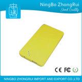 Portable delgado ultra fino una batería 4000 mAh de la potencia del polímero del grado