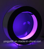 Tanque de peixes acrílico feito sob encomenda com iluminação do diodo emissor de luz