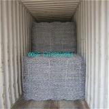 HauptManufacture von 80 x von 100mm Gabion Box Used in der River Bank