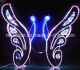 Рождество света веревочки провода 3 и свет Halloween напольный декоративный