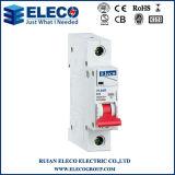 MCB van uitstekende kwaliteit 1p Mini Circuit Breaker (PLB6K Series)