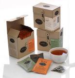 Gewölbter Verpackungs-Kasten für USA-Markt mit dem heißen Stempeln