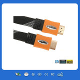Neuestes Flat HDMI Cable 1080P Support 3D