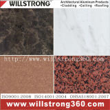 0.4mmの石造りパターンはアルミニウムコイルをPrepainted