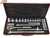 комплект гнезда 24PCS с гибкой ручкой для ремонта автомобиля