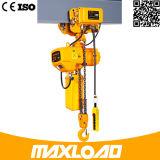 ISO-Cer-Bescheinigung 1 Jahr-Garantie-Leichtgewichtler 0.5 Tonnen-elektrische Kettenhebevorrichtung