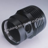 Rechargeable Flashlight의 주문품 Machining Part
